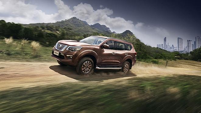 Nissan Terra sẽ là gương mặt mới trong phân khúc SUV 7 chỗ tại Việt Nam - Ảnh minh hoạ.