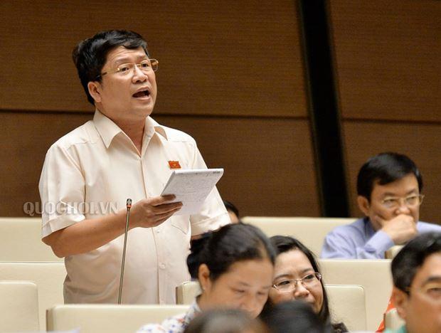 ĐB Tạ Văn Hạ (Bạc Liêu) đề nghị.