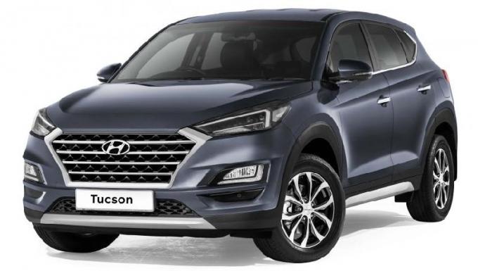 Hyundai Tucson bản nâng cấp ra mắt tại Malaysia