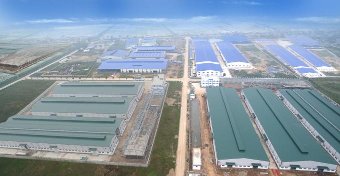 Cụm công nghiệp Lương Điền.