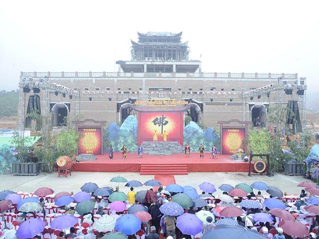 Lễ hội năm 2018. (Nguồn báo Dân Việt).
