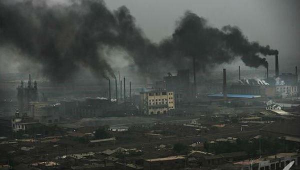 Nhiệt điện than là nguồn gây ô nhiễm chính