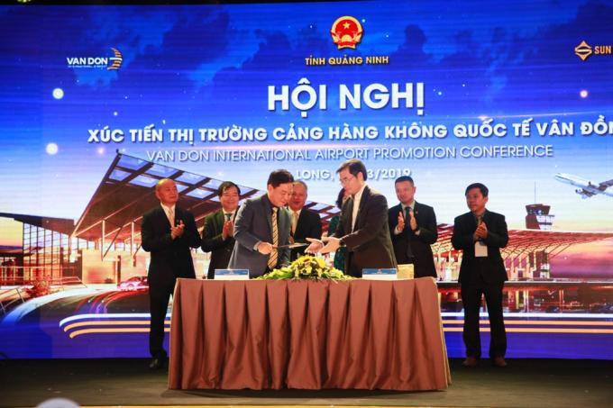 Nhiều thỏa thuận hợp tác được ký kết ngay tại Hội Nghị.