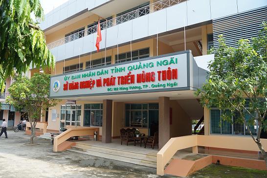 Sở NN và PTNN tỉnh Quảng Ngãi.(Nguồn:quangngai.gov.vn).