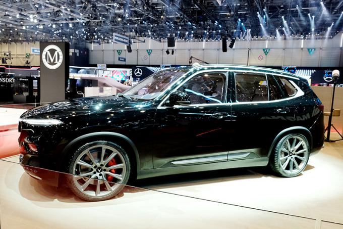 VinFast Lux V8 là phiên bản đặc biệt của mẫu xe VinFast Lux SA2.0.