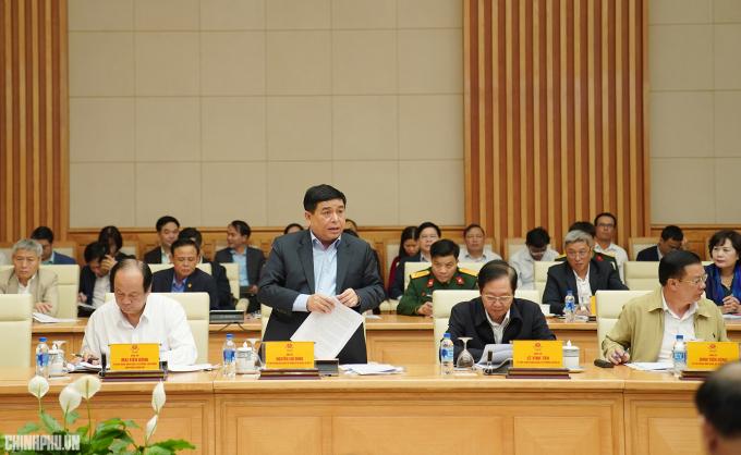 Một số ý kiến tại phiên họp.