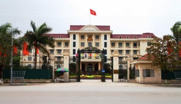 UBND tỉnh Bắc Giang.