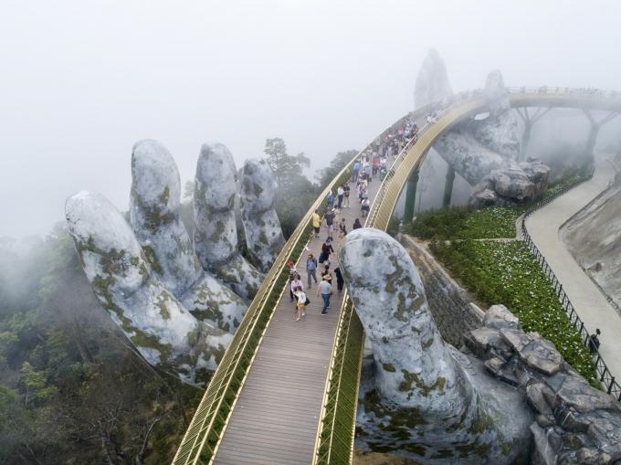 Sun World Ba Na Hills vươn tầm thế giới sau hành trình 10 năm phát triển.