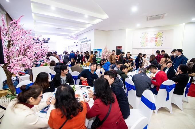 Chính sách bán hàng hấp dẫn là điểm thu hút khách hàng quan tâm dự án Samsora Premier