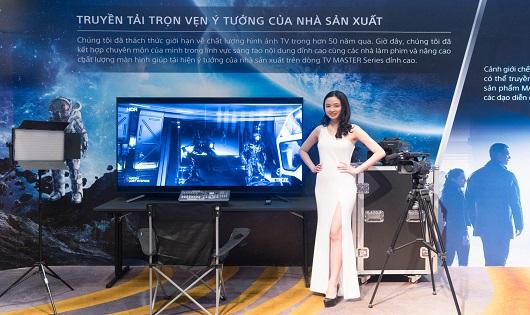 Sony xác lập đỉnh cao mới cho trải nghiệm giải trí tại giavới TV Sony BRAVIA OLED A9G MASTER Series