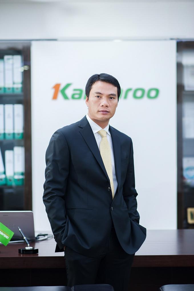 Ông Nguyễn Thành Phương - Chủ tịch HĐQT Kangaroo