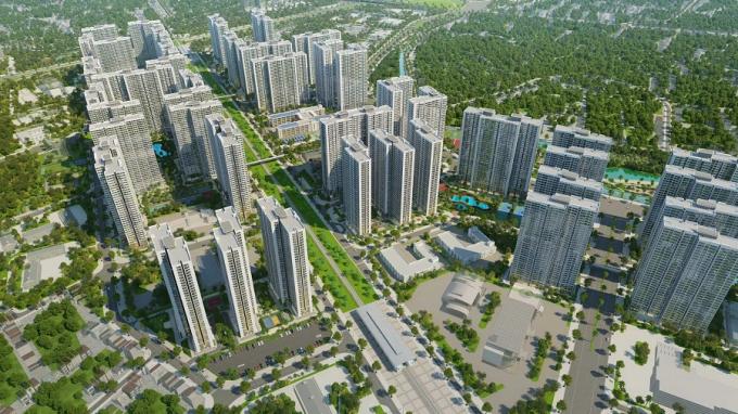 Vinhomes Smart City – đô thị thông minh mang lại cuộc sống dễ dàng hơn cho cư dân