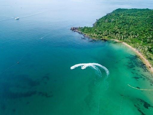 Nam Phú Quốc đang trở thành điểm đến hút khách du lịch