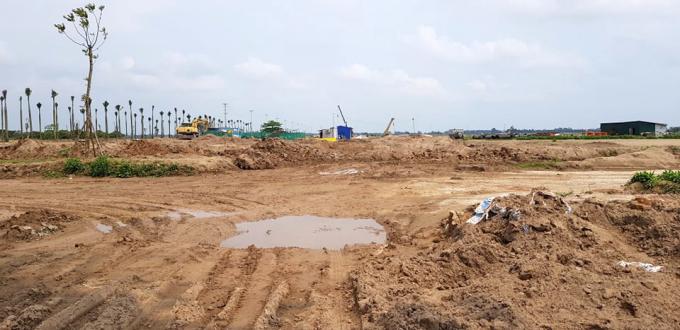 Công ty Cổ phần Gia Hưng Hưng Yên bị xử phạt do chuyển mục đích sử dụng đất trồng lúa sang đất phi nông nghiệp. Ảnh minh họa