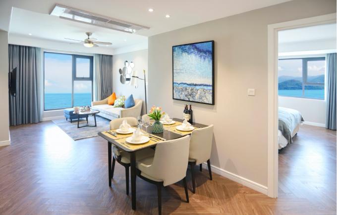 Với BĐS Quy Nhơn, căn hộ cho khả năng sinh lời cao sẽ là những căn hộ gần biển, có tầm view mãn nhãn