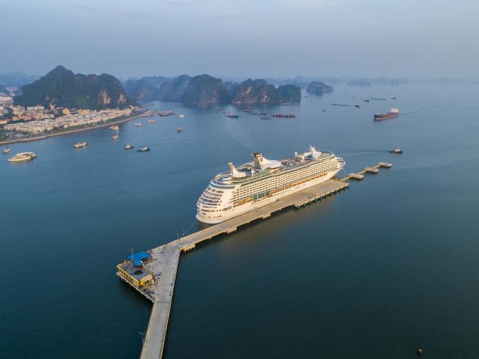 Cảng tàu khách quốc tế Hạ Long sở hữu nhiều yếu tố vàng để phát triển bến du thuyền cùng hệ thống BĐS đẳng cấp