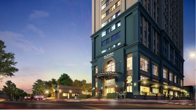 Altara Residences Quy Nhơn là dự án đầu tư sinh lời hàng đầu khu vực