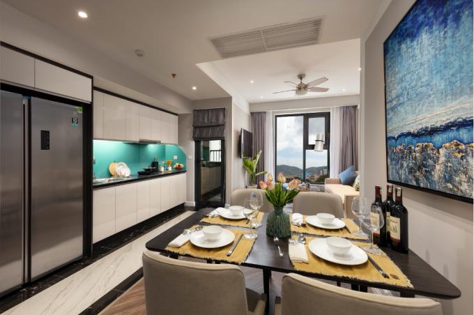Altara Residences đã hiện hữu và chuẩn bị bàn giao cho khách hàng
