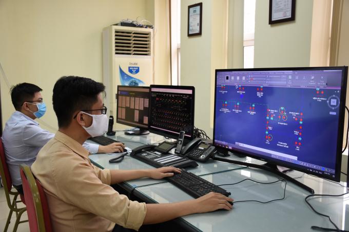 Trung tâm điều hành dự phòng tại trạm 220kV Tây Hồ