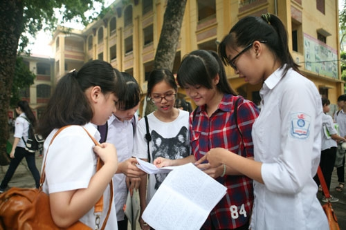TP Hà Nội chốt thời gian tổ chức kỳ thi vào lớp 10, lớp 1, lớp 6. (Ảnh minh họa)