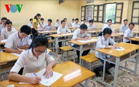 Thi THPT Quốc gia 2016: Các trường ĐH sẽ mang bài thi về trụ sở chấm