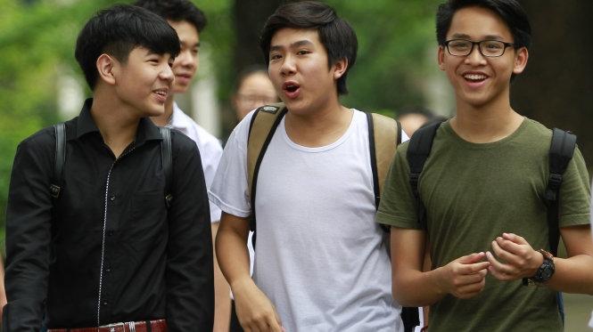 Hà Nội có 325 thí sinh bỏ thi môn Ngữ văn. (Ảnh: Tuổi Trẻ)