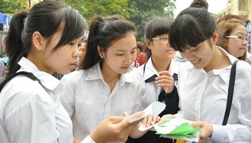 Điểm chuẩn của ĐH Đà Nẵng và các trường thành viên 2016