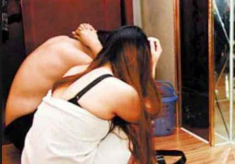 Cụ ông U90 bị xử phạt vì mua dâm.Ảnh minh họa