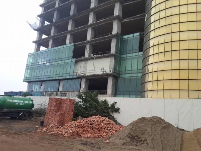 Dự kiến hoàn thành năm 2011, tuy nhiên đến nay dự án vẫn chưa hoàn thiện.