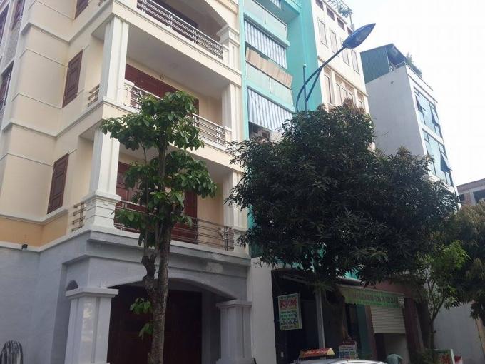 Lãnh đạo xã Tả Thanh Oai cho biết, 555 căn khu thấp tầng đều xây vượt 1 tầng so với quy hoạch được duyệt.