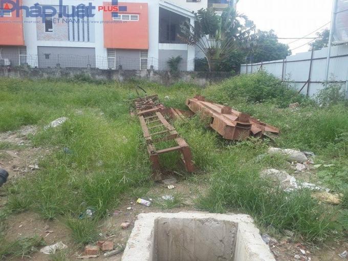 Khởi công từ tháng 1/2014, thế nhưng đến thời điểm hiện tại,Rice City Sông Hồng vẫn chỉ là bãi đất trống.