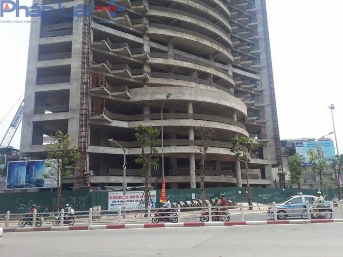 Dự án được khởi công vào năm 2009 và dự kiến hoàn thành năm 2011.