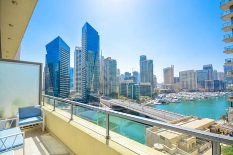 10. Dubai Marina Penthouse – 14,9 triệu USD.