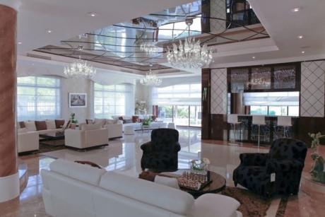 5. Biệt thự rộng rộng 2.508 m2 khu Emirates Hills Villa – 23.1 triệu USD.