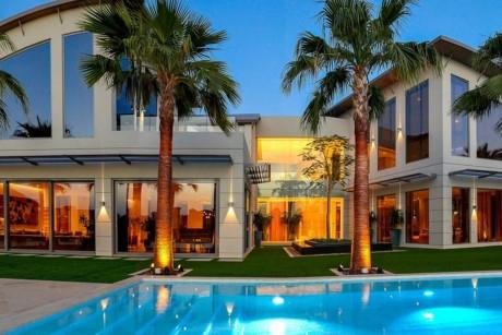 6. Ocean View Palm Jumeirah Villa – 20.4 triệu USD.
