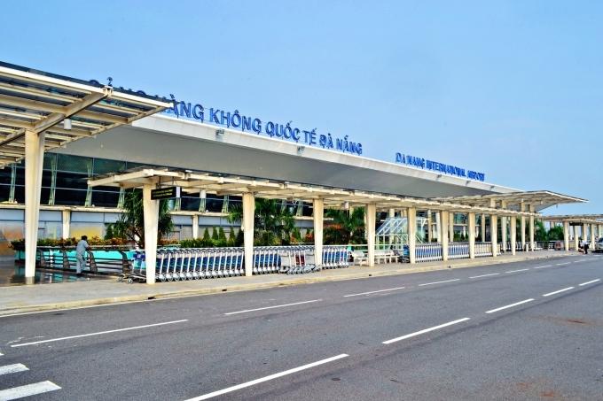 Cảng hàng không quốc tế Đà Nẵng.