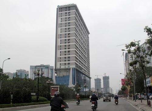 Tòa nhà Star City 81 Lê Văn Lương là 1 trong danh sách 18 công trình vi phạm quy định về PCCC do Cảnh sát PCCC Hà Nộicông bố.