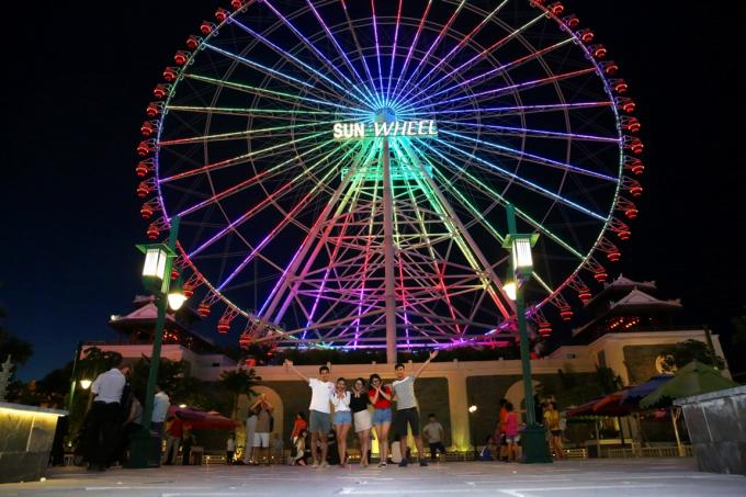 Asia Park đã và đang khẳng định vị thế của một công viên văn hóa –vui chơi giải trí hàng đầu Việt Nam.