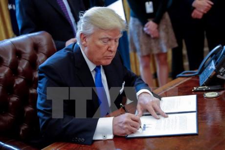 Tổng thống Mỹ Donald Trump. (Nguồn: EPA/TTXVN).