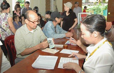 BHXH Việt Nam cho biết, không phải ai nghỉ hưu trước 1/1/2018 cũng đều có lợi. Ảnh minh họa.