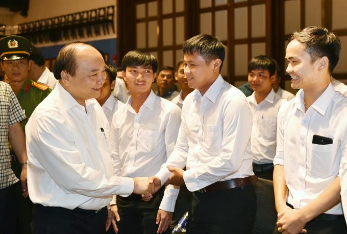 Thủ tướng đánh giá cao đóng góp của doanh nghiệp đối với sự phát triển du lịch của Việt Nam.