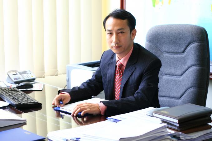 Ông Đỗ Đức Đạt - Tổng giám đốc Capital House.