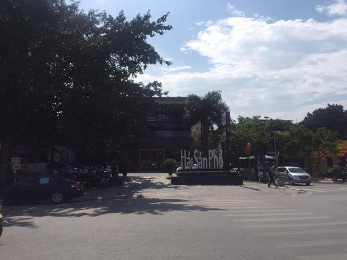 Nhà hàng Hải sản phố là một minh chứng cho một trong các sai phạm của Công ty cổ phần Đa quốc gia.