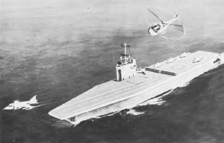 Thiết kế SCS do hải quân Mỹ đề xuất. Ảnh: Wikipedia.