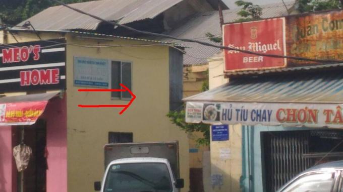 Phần đất mà nhà máy nước đá Nam Long đóng từnăm 1993 đến nay nhưng lại chưa được UBND tỉnh Bà Rịa- Vũng Tàu cho thuê đất.