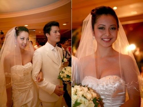 Jennifer và Quang Dũng từng là cặp đôi vàng trong showbiz. Ảnh: internet.