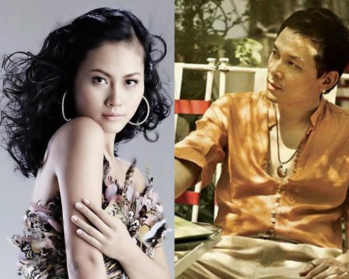 Đỗ Hải Yến và người chồng đầu tiên là đạo diễn Quang Hải. Ảnh: internet.
