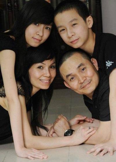 Bảo Linh được thừa kế vẻ đẹp của cả bố và mẹ. Ảnh: internet.