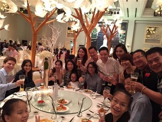 Được biết, Người yêu của Miu Lê là Trần Lê Phước Hải,con của một gia đình khá giả kinh doanh điện máy. Ảnh: internet.