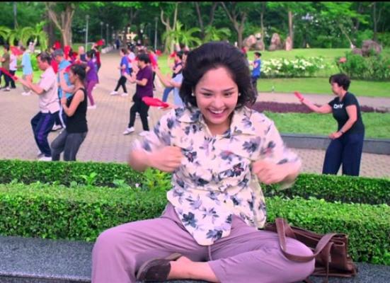 Miu Lê trong bộ phim